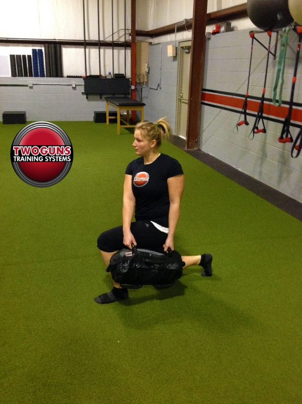 Abs Rot Lunge 2