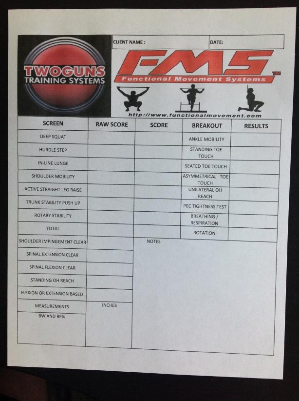 FMS Sheet Pic