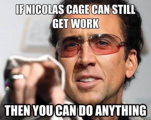 Motiv - Nicholas Cage