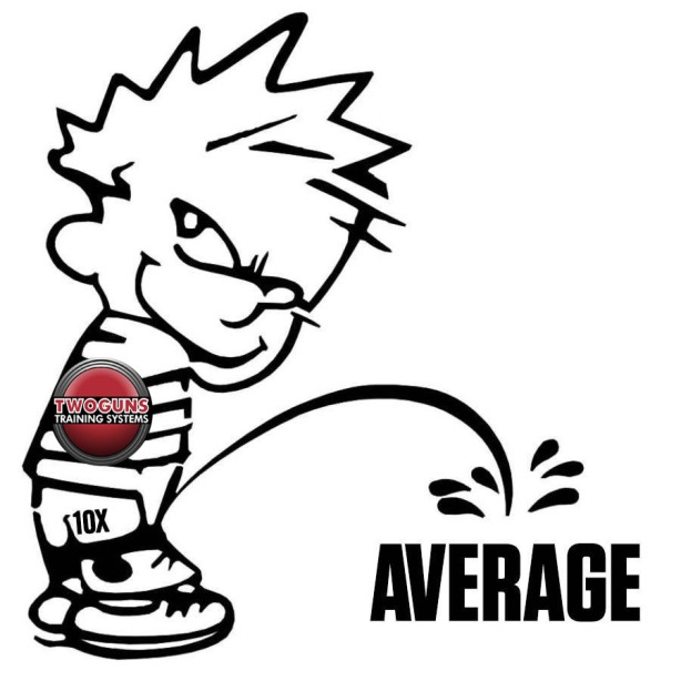 Piss on Average